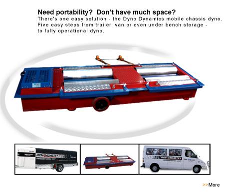 Portable Chassis Dyno